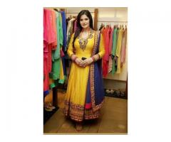 Buy Bollywood Anarkali Suits at the unbelievable price from IndiaRush