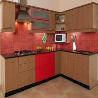 Modular kitchen in Lucknow