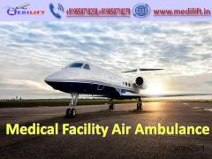 Top-Level Air Ambulance Service in Pondicherry