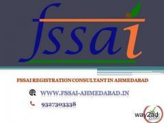 India Fssai Registration Consultant in Ahmedabad