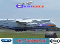 Get Prominent Air Ambulance Service in Amritsar with Doctor