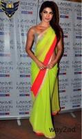 Priya Golani is brand ambassador of Lakme