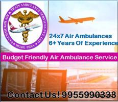 Advanced Medical ICU Setup with Panchmukhi Air Ambulance in Delhi