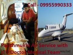 The Fastest Renowned Charter Air Ambulance in Mumbai – Panchmukhi