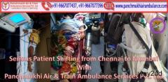 Get an Exigency ICU and Low-Cost Charter Air Ambulance in Chennai