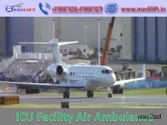 Take Finest and Classy Air Ambulance Service in Delhi