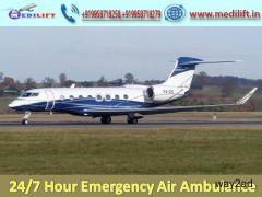 Get Superior and Cheap Air Ambulance Service in Patna