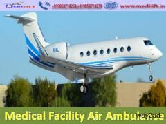 Hire Safest and Classy Air Ambulance Service in Guwahati