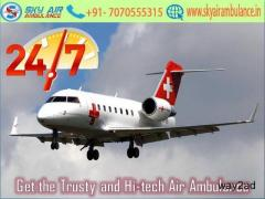 Choose Air Ambulance in Bhubaneswar with A to Z Healthcare Service