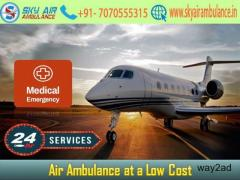 Book Air Ambulance in Bangalore with Splendid Medical Aid