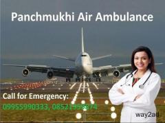 Get an Authentic and Low-Cost Charter Air Ambulance Service in Gorakhpur