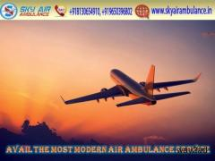 Choose Air Ambulance from Bhopal with Entire Medical Aid
