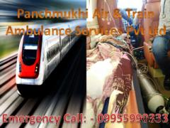 Book Fabulous Panchmukhi Air Ambulance Service in Indore