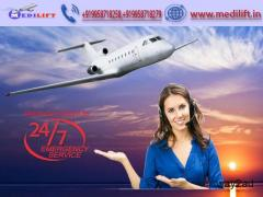Hire Trusted and Low-Fare Air Ambulance Service in Ranchi