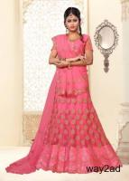 Best Collection Of Pink Lehengas At Mirraw