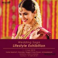 Wedding Saga Lifestyle Exhibition at Ahmedabad - BookMyStall