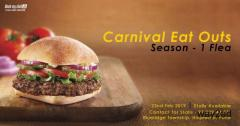 Carnival Eat Outs Season 1 flea at Pune - BookMyStall