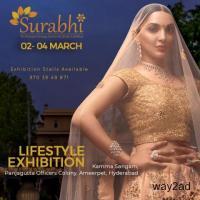Surabhi LifeStyle Exhibition @ Kamma Sangam - BookMyStall