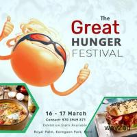 The Great Indian Hunger Festival at Pune - BookMyStall