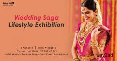 Wedding Saga Lifestyle Exhibition in Ahmedabad - BookMyStall