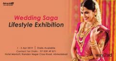 Wedding Saga Lifestyle Exhibition in Ahmedabad - BookMyStall