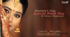 Women's Day Special Week Flea in Pune - BookMyStall
