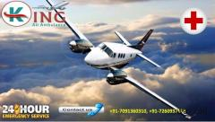 Air Ambulance service in Kanpur by King Air Ambulance