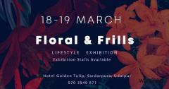 Floral & Frills Lifestyle Exhibition at Udaipur - BookMyStall