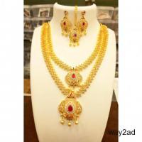 Bridal Jewellery Designs - Marriage Sets - Best Bentex Jewellery in Vijayawada