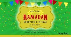 Ramadan Shopping Festival at Mumbai - BookMyStall