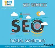 Best SEO Company in Vijayawada- VSP Innovations