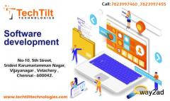Affordable cost software development company in Velachery, chennai