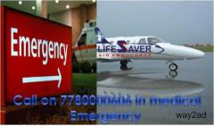 Get Latest Life Support in Our Air Ambulance from Guwahati