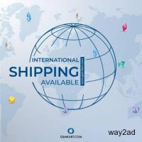 International shipping Services of Certified And precious Gemstones Online|GemKart