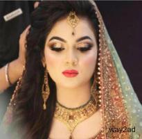 BEST BRIDAL MAKEUP SALON IN DELHI