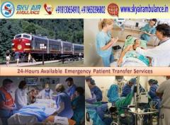 Sky Train/Rail Ambulance in Bangalore with Best Medical Facilities