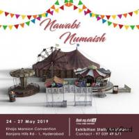 Nawabi Numaish at Hyderabad - BookMyStall