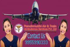 Get Best Bed to Bed Transfer Service by Panchmukhi Air Ambulance Service in Kolkata
