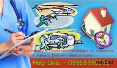 Get Best and Trusted Panchmukhi Air Ambulance Service in Mumbai