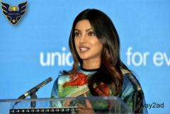 Priya Golani Appointed as Youth Ambassador of Unicef India.