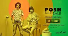 Posh Summer Sale at Mumbai - BookMyStall