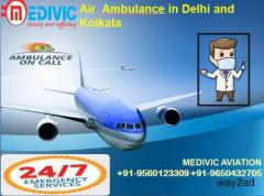 Patients Care by Medivic Air Ambulance in Patna, Bihar