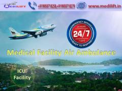 Get Superlative Air Ambulance Service in Ranchi with Doctor