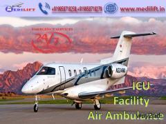 Appreciable and Eminent Air Ambulance Service in Guwahati