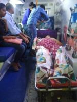 Book Medivic Air Ambulance Service in Patna-with medical Team