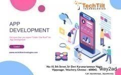 ios app development velachery Techtilt