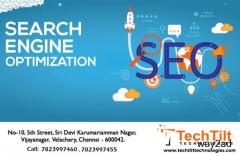 Techtilt SEO services in velachery