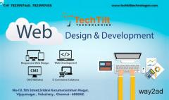 Techtilt software development services velachery