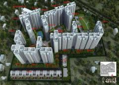 Ambience Creacions 2 BHK Luxury Residential Apartment In Gurgaon