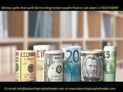 Money spells that work fast to bring instant wealth +27820706997